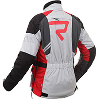 Rukka Offlane Jacket Red Grey