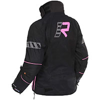 Rukka Orbita Lady Jacket Black Pink