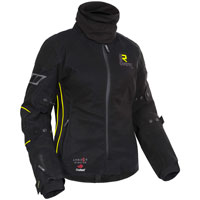 Rukka Veste Orbita Kit Gore-tex Ladies Noir Jaune