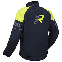 Rukka R-ex Gore-tex Jacket Black Yellow