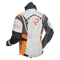 Rukka Roughroad Jacket Grey Orange
