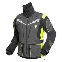 Rukka Roughroad Jacket Grey Yellow