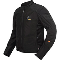 Chaqueta Rukka Stretch Air negro