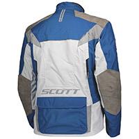 Scott Dualraid Dryo Jacket Blue Lunar Grey