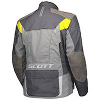 Scott Dualraid Dryo Jacket Grey Yellow