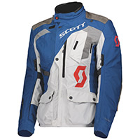 Scott Dualraid Dryo Women's Jacket Blue Lunar Grey