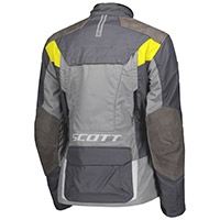 Scott Dualraid Dryo Women's Jacket Grey Yellow