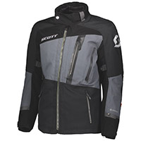 Scott Priority Gtx Jacket Black Grey