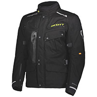 Scott Voyager Dryo Jacket Black