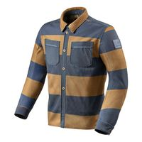 Rev'it Tracer Air Overshirt Brown Blue