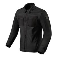 Rev'it Tracer Air Overshirt Black