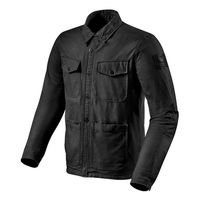 Rev'it Worker Overshirt Black