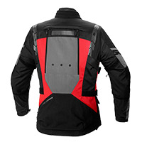 Blouson Spidi 4 Season Evo H2out Rouge