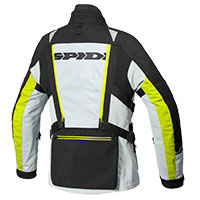 Chaqueta Spidi All Road H2Out amarillo