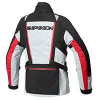 Spidi All Road H2out Jacket Ice Red