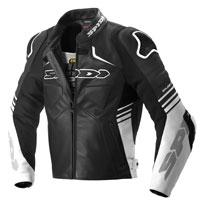 Spidi Bolide Leather Jacket White
