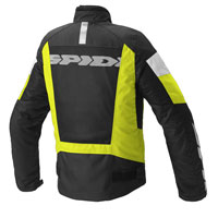 Blouson Spidi Breezy Net H2out Jaune