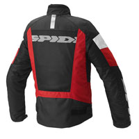 Chaqueta Spidi Breezy Net H2out rojo