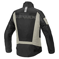 Chaqueta Spidi Breezy Net H2out sand negro