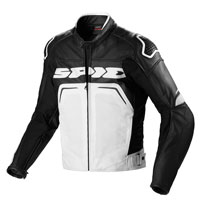 Spidi Evorider Wind Jacket Black White