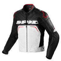 Spidi Evorider Wind Jacket Black White Yellow