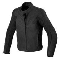 Spidi Evotourer Leather Jacket Black