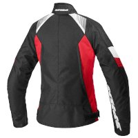 Spidi Flash Evo Lady Jacket Red