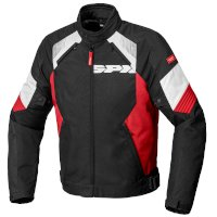 Spidi Flash Evo Jacket Red