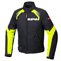Spidi Flash Evo H2out Jacket Fluo Yellow