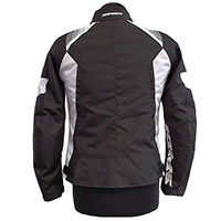 Spidi Flash Evo Lady Jacket Black White
