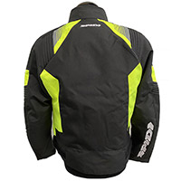Spidi Flash Evo Jacket Yellow Fluo