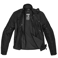 Chaqueta Spidi Flash Evo Net WindOut negro
