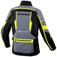 Spidi Globetracker Jacket Black Yellow