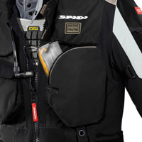 Spidi Hard Track Pro H2out Jacket - 3