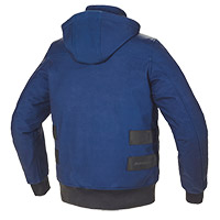 Spidi Metromover H2out Jacket Blue
