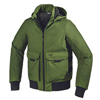 Spidi Metromover H2out Jacket Green