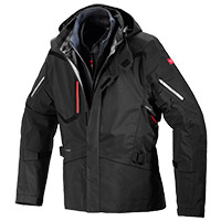 Spidi Mission-t H2out Jacket Black