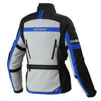 Spidi Modular Jacket H2out Gray Blue
