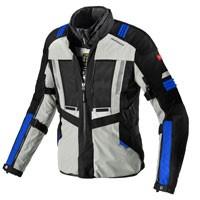 Spidi Jacke Modular H2Out Grau Blau - 3