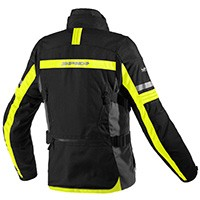 Spidi Jacket Modular H2out Yellow
