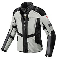 Spidi Jacket Modular H2out Grey