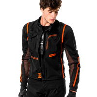 Spidi Multitech Armor Evo Orange - 3