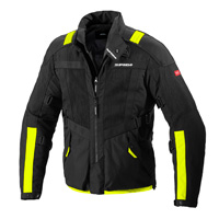 Spidi Netrunner Jacket Yellow