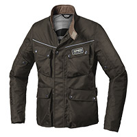 Blouson Spidi Originals Enduro Marron