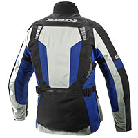 Spidi Outlander H2out Jacket Blue Ice