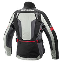 Spidi Outlander H2out Jacket Red Ice
