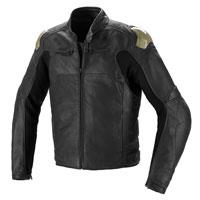 Spidi Rebel Leather Jacket Black