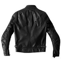 Spidi Rock Leather Jacket Black