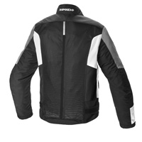 Spidi Solar Net Sport Perforated Jacket Grey