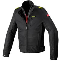 Spidi Solar Net Wp Jacket Black Yellow